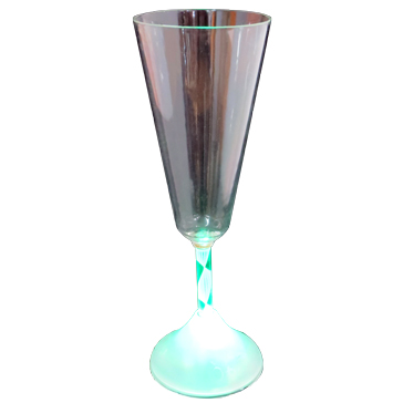 Flashing Champagne Flute