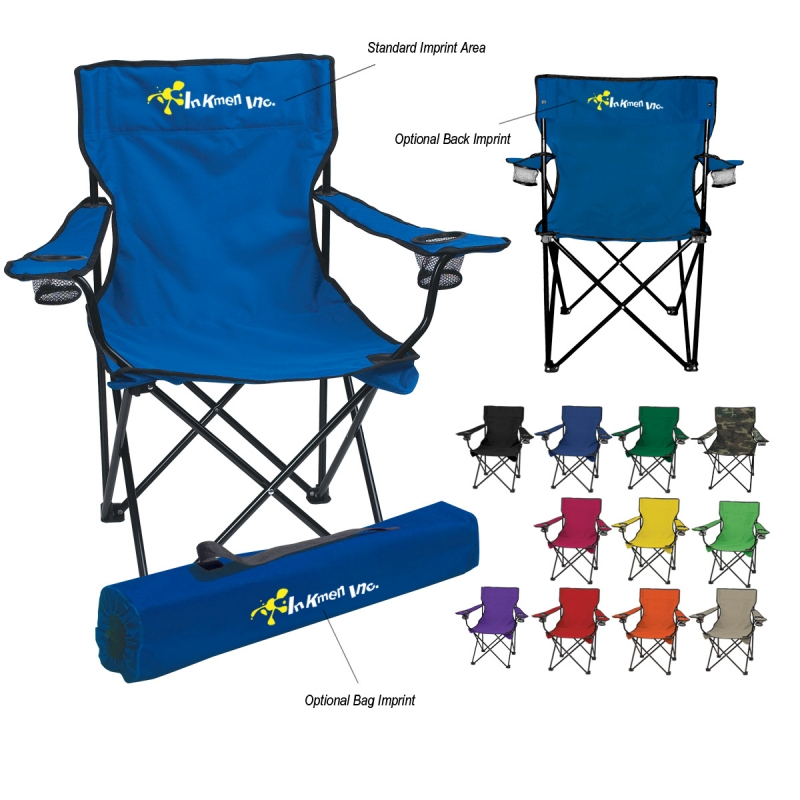 Folding Chair with Carry Bag
