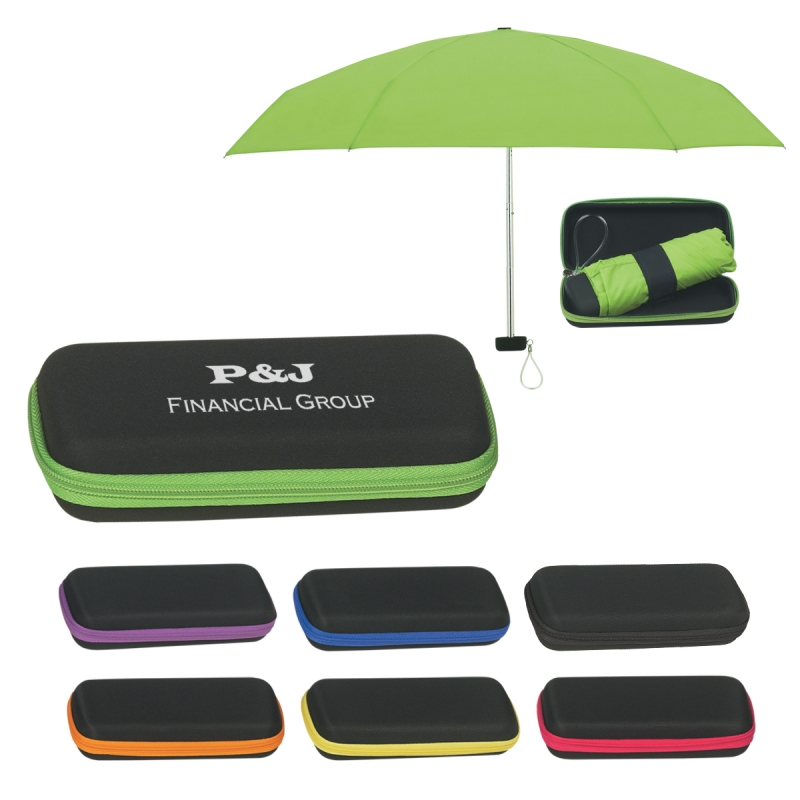 Folding Travel Umbrella