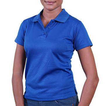 Ladies Dry Fit Polo